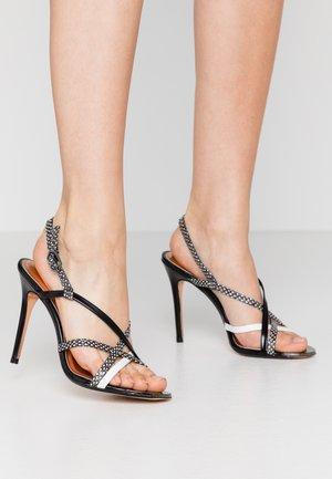 THEANAA - Sandaler med høye hæler - black