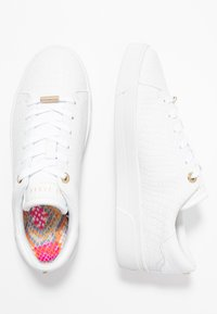 Ted Baker - ZENNCO - Sneakers laag - ivory - 3