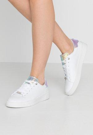 ZENNO - Baskets basses - white