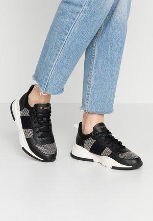 WEVERDS - Sneakers laag - black