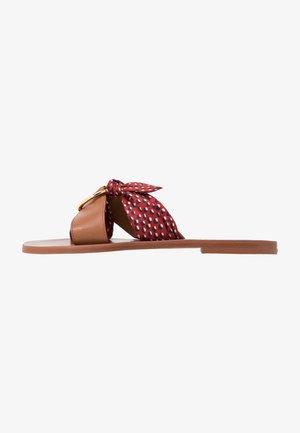 MALIYAR - Pantofle - tan