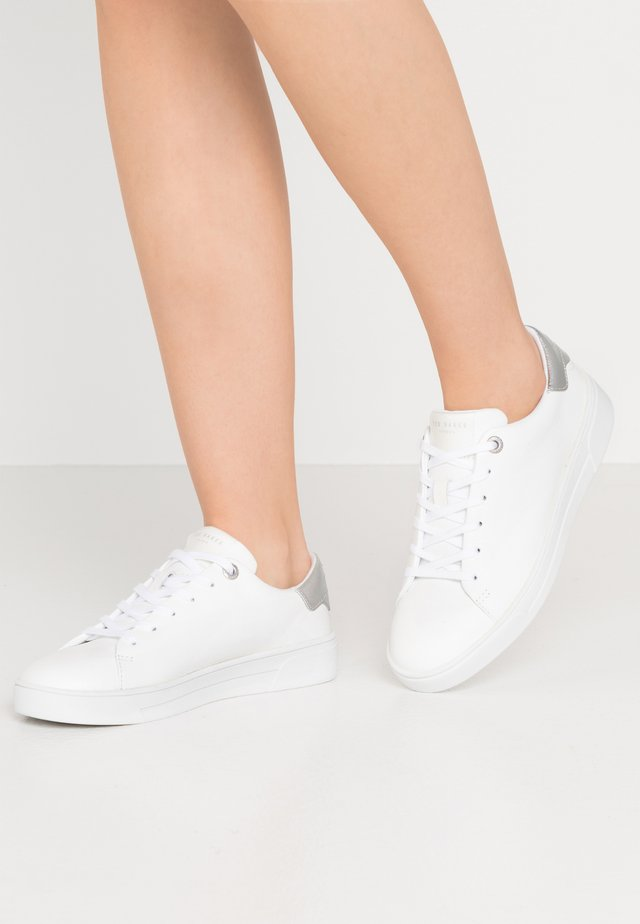 CLEARI - Sneakers - white