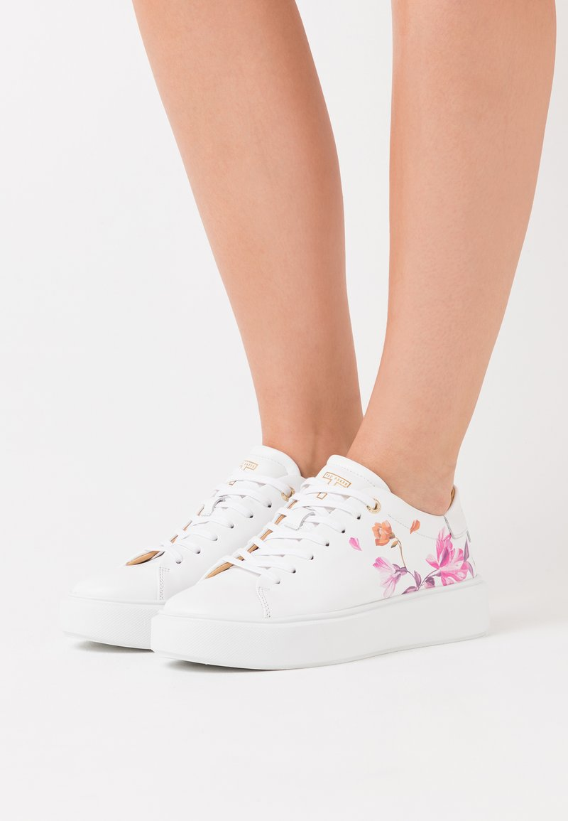 Ted Baker - PIIXIER - Trainers - white