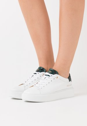 PIIXIE - Trainers - white