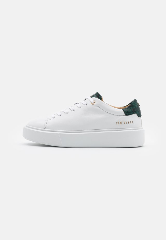 PIIXIE - Trainers - white