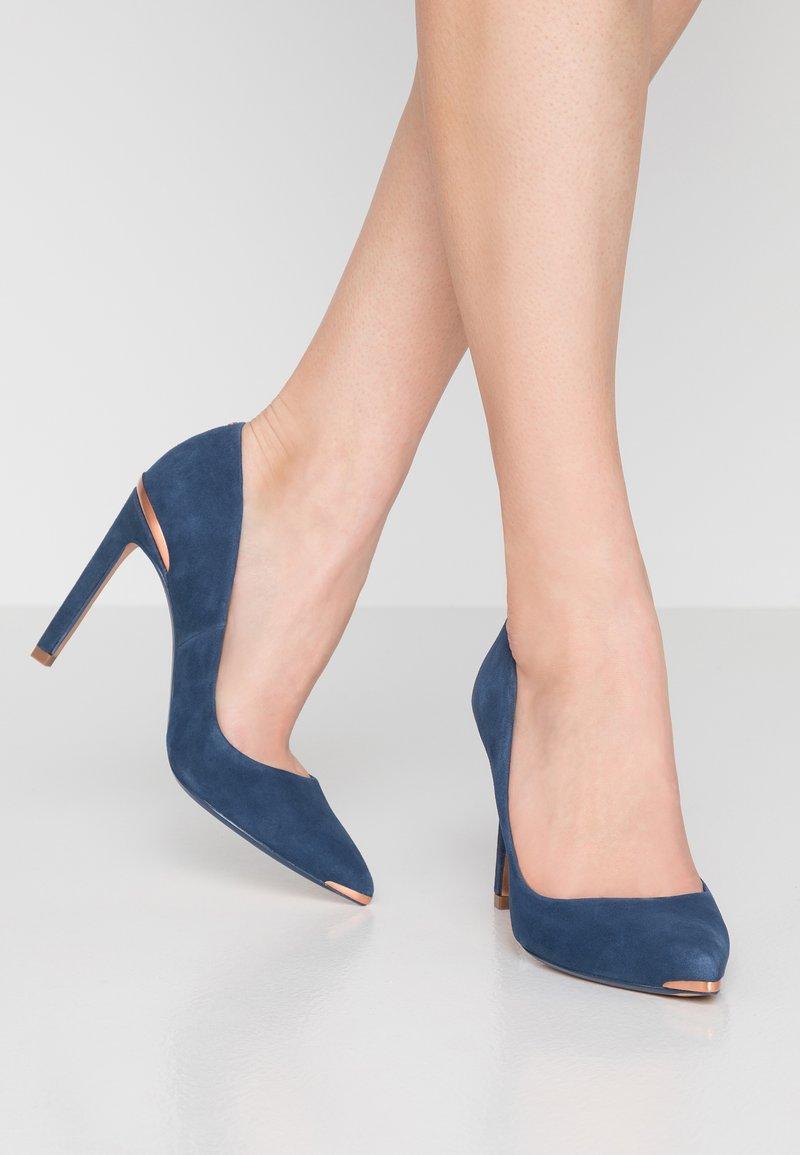 Ted Baker - MELNIS - High heels - denim blue