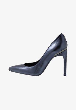 MELNIMA - Zapatos altos - dark blue