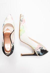Ted Baker - MELNIPS - High heels - ivory - 3