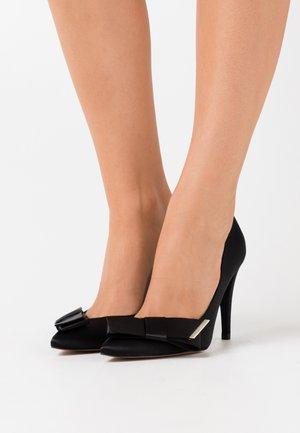 ZAFIA - Zapatos altos - black
