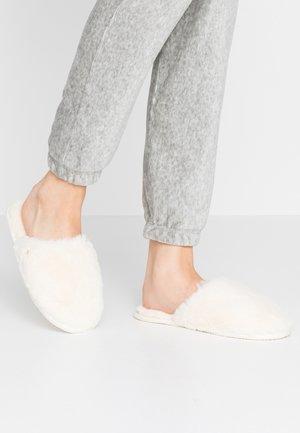 PHLUFY - Domácí obuv - ivory