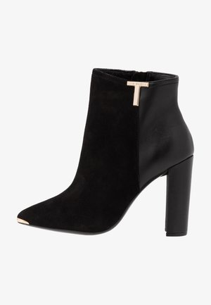 INALA - High heeled ankle boots - black