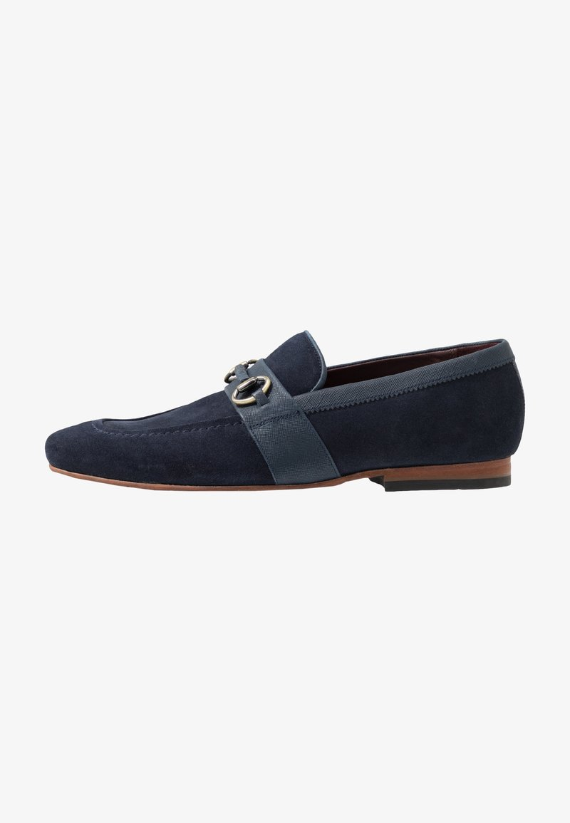 Ted Baker - DAISERS - Mocassins - dark blue