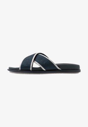 MABLAR - Mules - dark blue