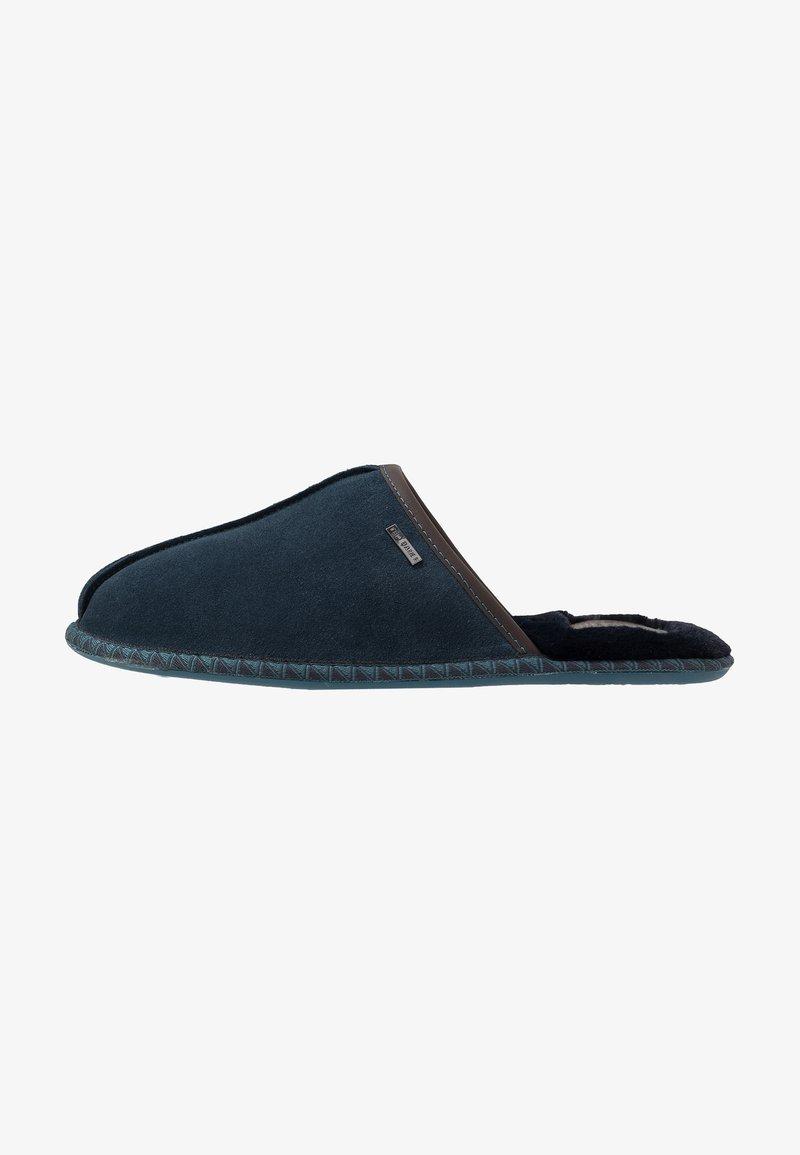 Ted Baker - PARICK - Domácí obuv - dark blue