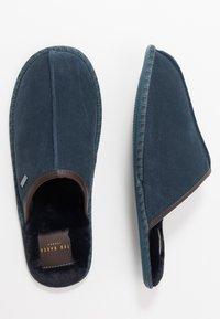 Ted Baker - PARICK - Domácí obuv - dark blue - 1