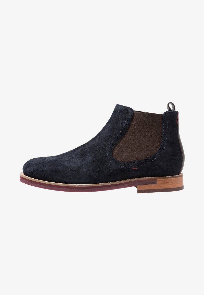 Ted Baker - SECAINT - Classic ankle boots - dark blue
