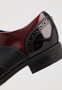 Ted Baker - MITAMM - Šněrovací boty - dark red/multicolor - 6