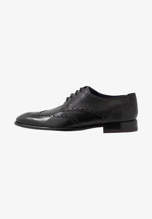 TRVSS - Business sko - black