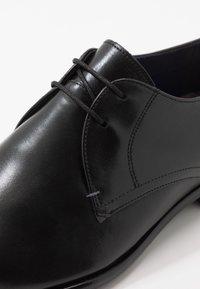 Ted Baker - SUMPSA - Stringate eleganti - black - 6