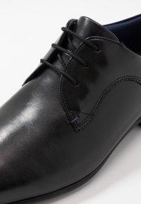 Ted Baker - TRIFP - Stringate eleganti - black - 6