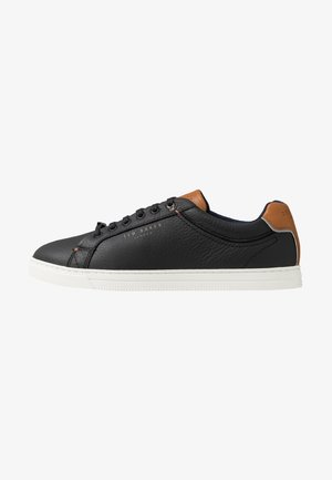 THWALLY - Sneakers basse - black