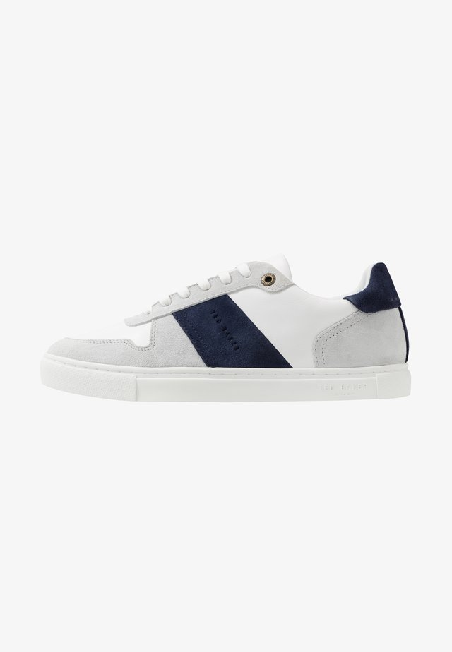 COPPIT - Sneakersy niskie - white/navy