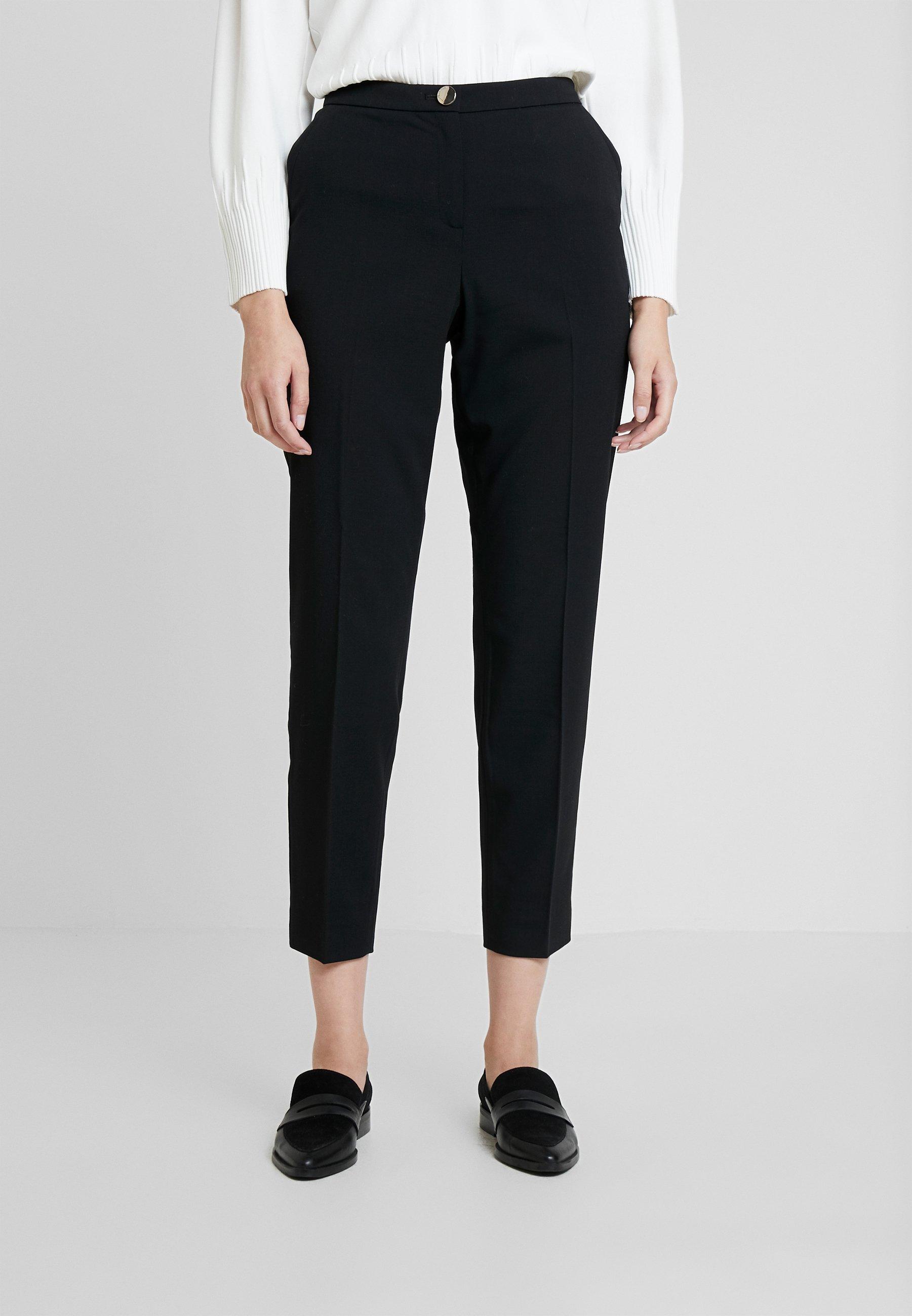 Classique Ted Salotet Baker TrouserPantalon Black Suit 8wNmn0