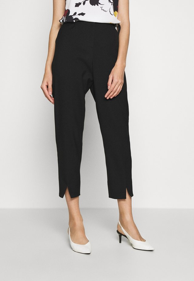 STARME - Trousers - black