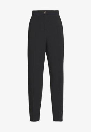RAEET - Kalhoty - black