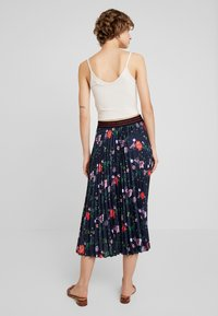 Ted Baker - LUISH - A-line skirt - dark blue - 3