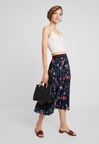 Ted Baker - LUISH - A-line skirt - dark blue - 2
