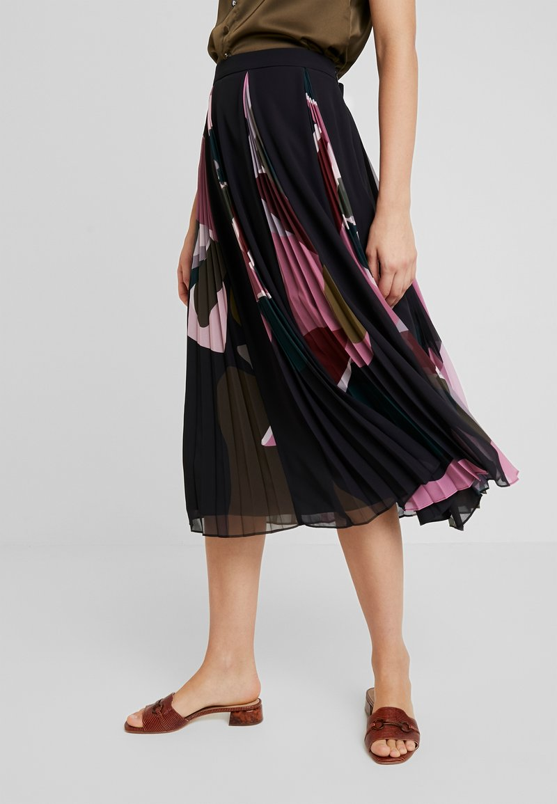 Ted Baker - MEEYA - A-Linien-Rock - black