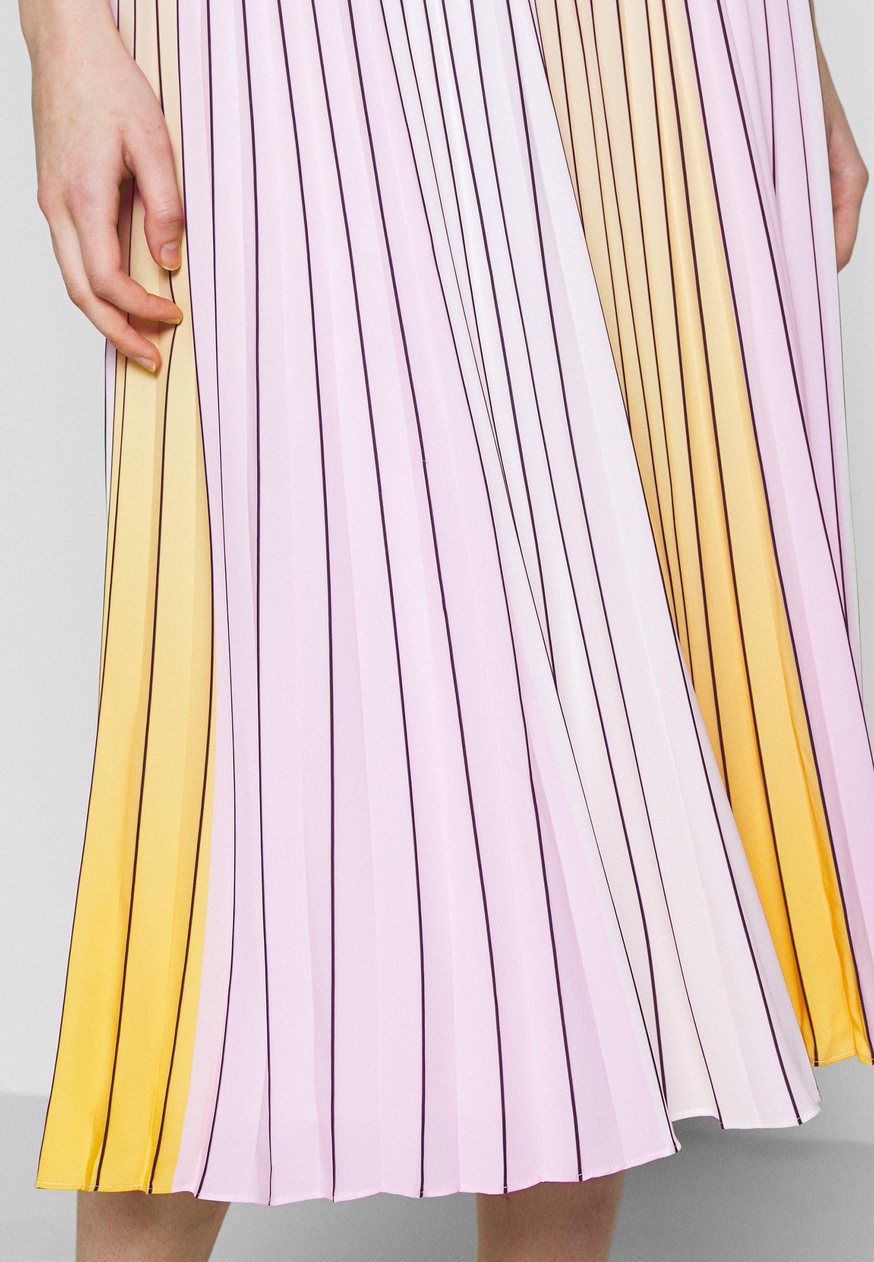 Ted Baker Noviia - A-line Skirt Yellow