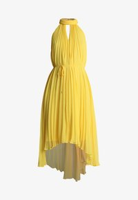 Ted Baker - NADETTE PLEATED COLLARED DRESS - Maxikjoler - yellow - 4