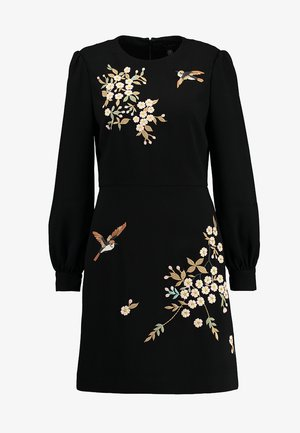 LILLIEN - Day dress - black
