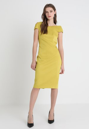 ASPYN - Cocktail dress / Party dress - mid yellow