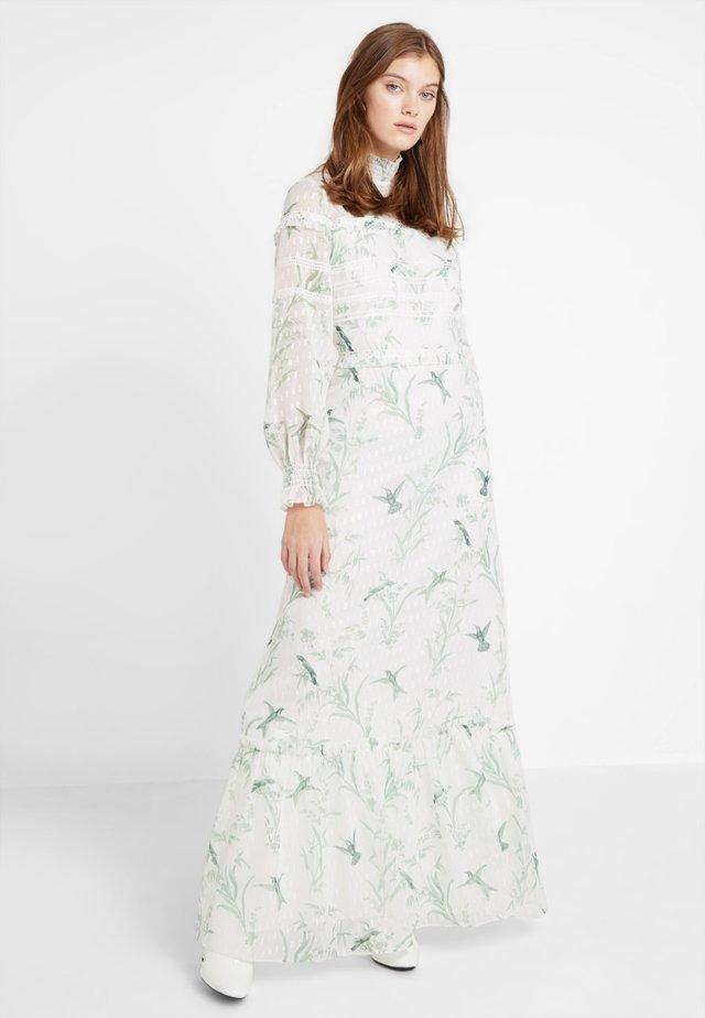 HHARIET FORTUNE TRIM DRESS - Maxi dress - mint