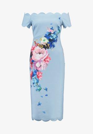 HAILLY - Sukienka z dżerseju - lt blue