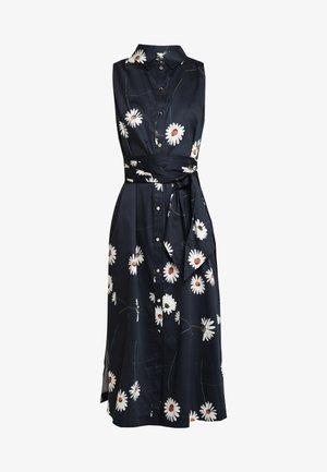 BONINA - Shirt dress - dark blue