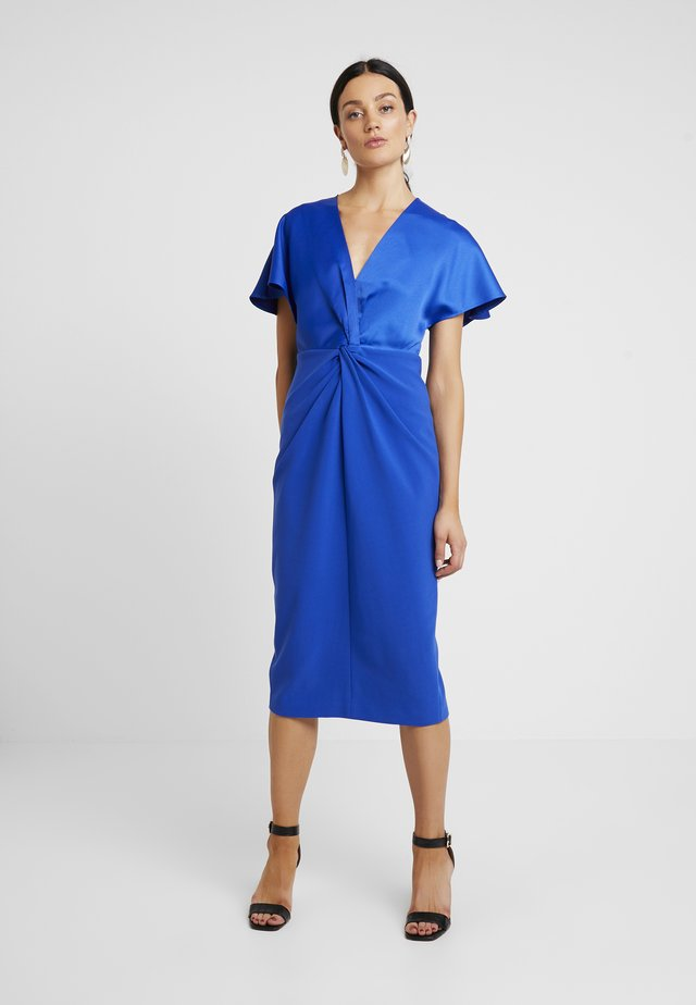ELLAME - Cocktail dress / Party dress - blue