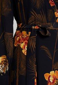 Ted Baker - STELA WRAP DRESS - Kjole - black - 6