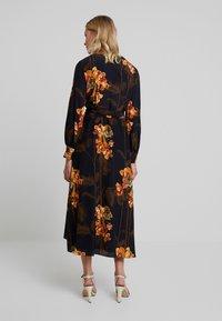 Ted Baker - STELA WRAP DRESS - Kjole - black - 3