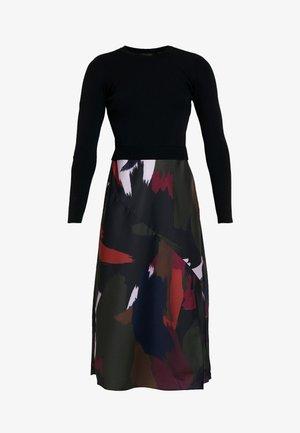 TAMLIN - Day dress - black