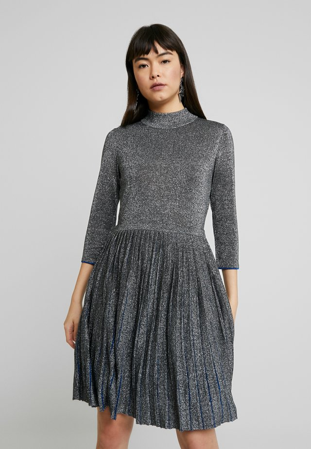 NOALEEN - Jumper dress - gunmetal