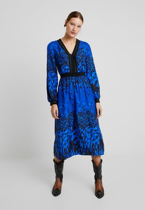 MARYEMA - Day dress - blue