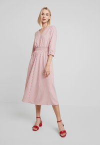 Ted Baker - GYMNI - Shirt dress - pink - 0