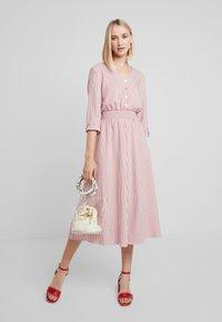 Ted Baker - GYMNI - Shirt dress - pink - 2