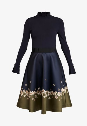 LOTIS - Cocktail dress / Party dress - dark blue