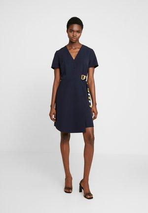 FLORRY - Day dress - dark blue