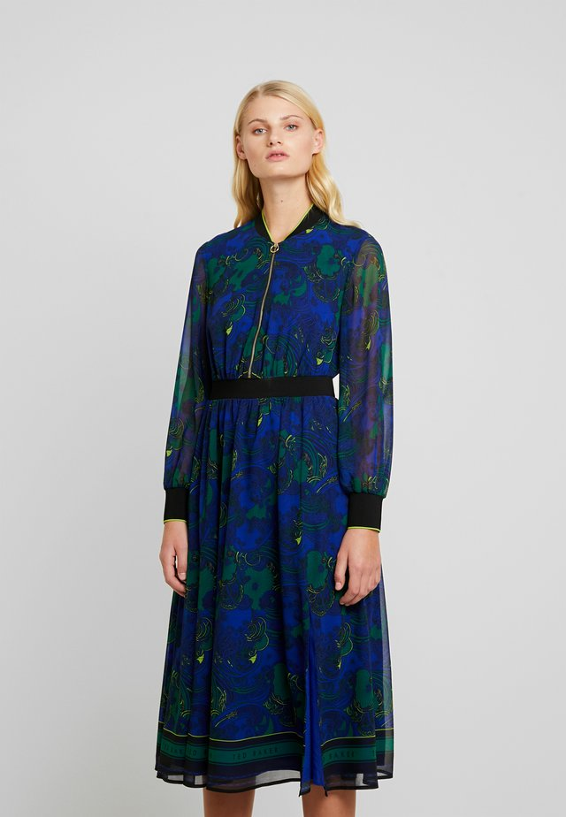 MAESIE - Shirt dress - dark blue